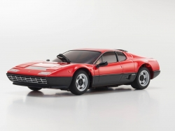 Mini-Z MR03 SPORTS 2 FERRARI 512BB ROT (N-RML/KT19) Kyosho 32236R