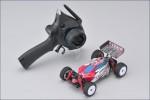 Mini-Z Buggy LAZER ZX-5 FS rot/grau Kyosho 32282RG