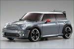 Mini-Z MR-03 BMW MINI Cooper S, graum Kyosho 32706GR