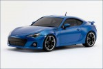 Mini-Z MR-03 SUBARU BRZ blau-met. Kyosho 32718MB