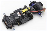 Mini-Z MR-03 JSCC CUP EDITION Chassis Kyosho 32720