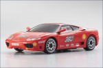 Mini-Z MR-03 Ferrari360 Challenge rot Kyosho 32809CR