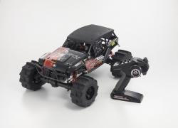 FO-XX NITRO 1:8 GP 4WD READYSET (KT231P) Kyosho 33151RS