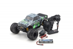 MONSTER TRACKER 1:10 EP (KT232P) - T1 GRUEN READYSET Kyosho 34403T1B