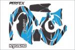 Dekor KT-18 blau Kyosho 36270BL