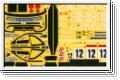 Dekorbogen 1/10 Nissan Calsonic Skyline Kyosho 39179-01