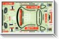 Dekorbogen 1/10 Toyota Supra Cerumo Kyosho 39243-01