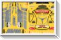 Dekorbogen 1/10 AMG Mercedes CLK DTM Kyosho 39249-01