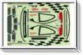 Dekorbogen 1/10 BMW M3 GTR Kyosho 39257-01