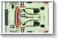 Dekorbogen 1/10 Nissan 350Z Calsonic Kyosho 39259-01
