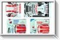 Dekorbogen 1:10 Motul Autech GT-R 2008 Kyosho 39292-01