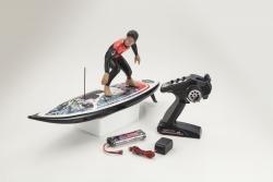 RC SURFER 3 READYSET ELEKTRO (KT231P) Kyosho 40108B