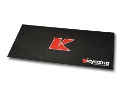 SCHRAUBERMATTE PITMAT BIG K 2.0 SCHWARZ (61x122cm) Kyosho 80823BK