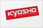 Dekorbogen KYOSHO Logo 900x200 Kyosho 87005