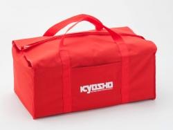 KYOSHO ROTE TRAGETASCHE (LEINEN) 320x560x220mm Kyosho 87619