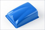 Motorhaube blau Kyosho A1235-01BL