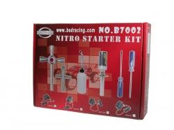 NITRO STARTER KIT (EU) Kyosho B7002