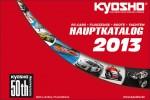 Hauptkatalog KYOSHO 2013 deutsch Hype Kyosho CO-2013