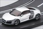 Slotcar Audi R8 silber Kyosho D1431010101