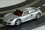 Slotcar PORSCHE CARRERA GT silber Kyosho D1431030401