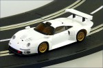 Slotcar Porsche 911 GT1 weiss Kyosho D1431030502
