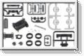 Armaturteile Skyline R34 Kyosho DNP-401