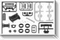 Armaturteile Enzo Ferrari Kyosho DNP-501