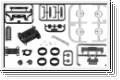 Armaturteile Mazda 787 Kyosho DNP-602