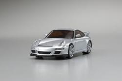 Dnano ASC 1:43 PORSCHE 911 GT3 Silver * Kyosho DNX402S