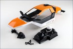 Karosserieteile orange Kyosho EZ021OR