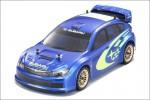 Karosserie Subaru Impreza WRC, lackiert Kyosho FAB-101