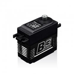 SERVO B3 BRUSHLESS  RADIATEUR ALU 6/7.4V (30 KG/0.11 SEC) Kyosho HD-B3