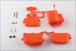 Empfaengerbox orange Kyosho IFF-001KO
