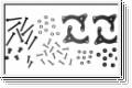 Daempferbruecke doppelt, MADFORCE (4) Kyosho MAW-004B