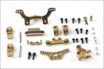 Kleinteile Aluminium, gold Kyosho MBW-2013AG