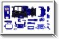 Chassis mit Gold-Kontakten Kyosho MDF-003GB