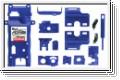Kleinteile Chassis Mini Z MR-02 Kyosho MZ-213