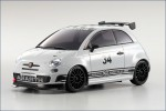Karosse 1:24 MR-03 ABARTH 695 ASS. CORSE Kyosho MZP-134-GB