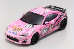 Karosse 1:24 MR-03 JKB86 Kyosho 50th An. Kyosho MZP-136-JKB
