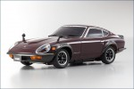 Karosse 1:24 MR03 Fairlady 240ZG braun Kyosho MZP-140-MR