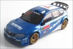 Karosse 1:24 MR-10 Impreza WRC2008, No5 Kyosho MZP-414-W5