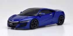 AUTOSCALE Mini-Z HONDA NSX NOUVELLE BLUE (W-MM) Kyosho MZP233BL