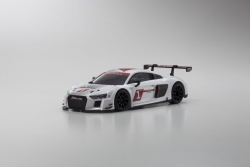 AUTOSCALE Mini-Z AUDI R8 LMS 2015 WHITE (W-MM) Kyosho MZP234AS
