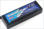 nVision Racing Lipo 5500 60C 7,4V 2S Kyosho NVO1104