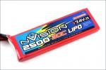 nVision LiPo 2s 7,4V 2500 20C Kyosho NVO1804