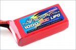 nVision LiPo 3s 11,1V 1000 20C Kyosho NVO1807
