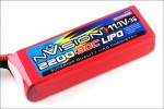 nVision LiPo 3s 11,1V 2200 20C Kyosho NVO1810