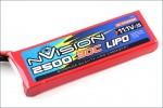 nVision LiPo 3s 11,1V 2500 20C Kyosho NVO1811