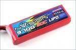 nVision LiPo 3s 11,1V 3700 20C Kyosho NVO1813