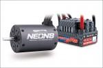 Combo NEON 8 WP 4P/2100kv/Axe 5mmR8 WP 1 Team Orion ORI66095